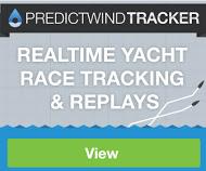 Predictwind Tracker