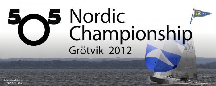 5O5 Nordic Championship Grötvik 2012